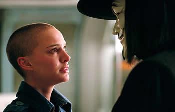 Imagem 2 do filme V de Vingança