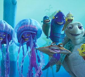 Imagem 3 do filme O Espanta Tubarões