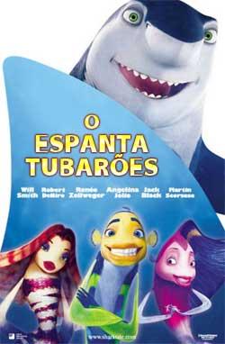 Poster do filme O Espanta Tubarões