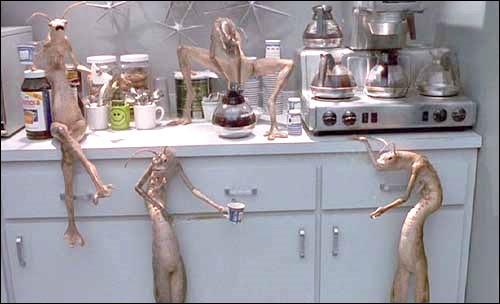 Imagem 5 do filme MIB - Homens de Preto