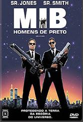 Poster do filme MIB - Homens de Preto