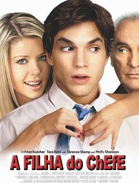 Poster do filme A Filha do Chefe