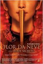 Poster do filme Flor da Neve e o Leque Secreto
