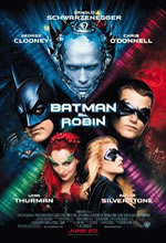 Poster do filme Batman & Robin