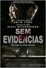 Poster do filme Sem Evidências
