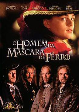 Poster do filme O Homem da Máscara de Ferro