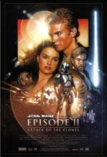 Poster do filme Star Wars: Episódio 2 - Ataque dos Clones