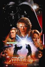 Poster do filme Star Wars: Episódio 3 - A Vingança dos Sith