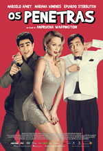 Poster do filme Os Penetras