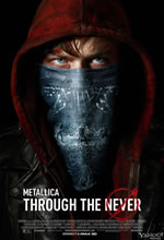 Poster do filme Metallica: Through the Never