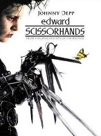 Poster do filme Edward Mãos de Tesoura
