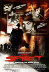 Poster do filme The Spirit - O Filme