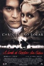 Poster do filme A Lenda do Cavaleiro Sem Cabeça