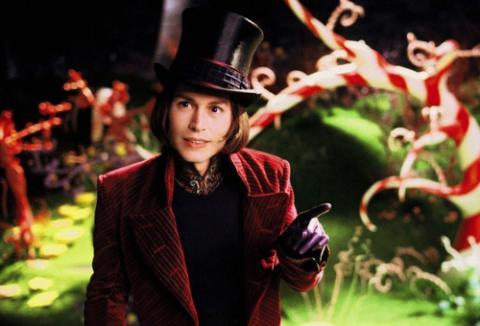 Imagem 1 do filme A Fantástica Fábrica de Chocolate