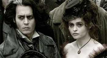 Imagem 1 do filme Sweeney Todd - O Barbeiro Demoníaco da Rua Fleet