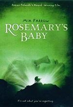 Pôster do filme O Bebê de Rosemary