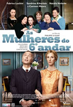 Poster do filme As Mulheres do 6º Andar