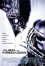 Poster do filme Alien Vs. Predador