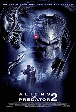 Poster do filme Alien Vs. Predador 2