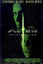 Poster do filme Alien - A Ressurreição