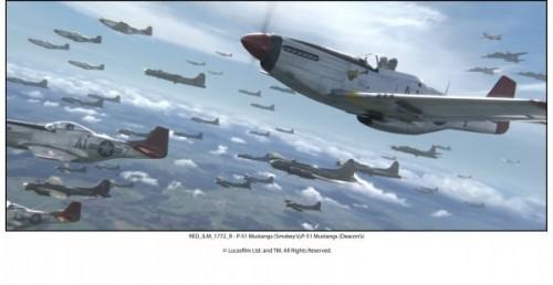 Imagem 3 do filme Esquadrão Red Tails