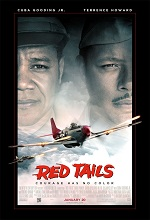 Poster do filme Esquadrão Red Tails