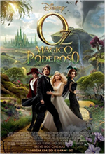 Poster do filme Oz: Mágico e Poderoso