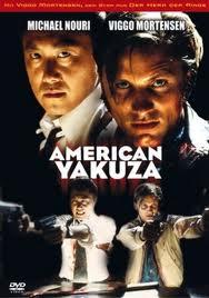 Poster do filme American Yakuza
