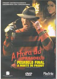 Poster do filme A Hora do Pesadelo 6 - Pesadelo Final: A Morte de Freddy