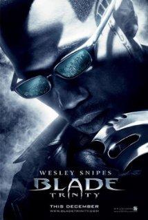 Poster do filme Blade Trinity