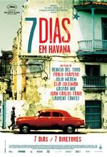 Poster do filme 7 Dias em Havana