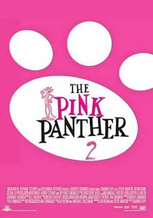 Poster do filme A Pantera Cor de Rosa 2
