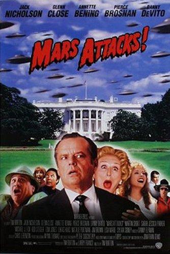 Poster do filme Marte Ataca!