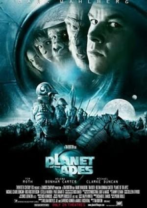 Poster do filme O Planeta dos Macacos