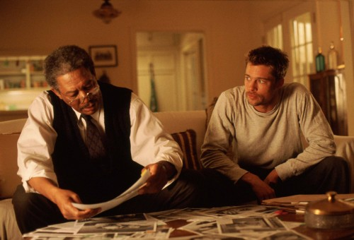Imagem 2 do filme Seven - Os Sete Crimes Capitais