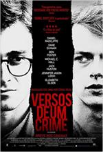 Poster do filme Versos de um Crime