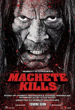 Poster do filme Machete Mata