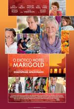 Poster do filme O Exótico Hotel Marigold