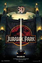 Poster do filme Jurassic Park 3D - O Parque dos Dinossauros