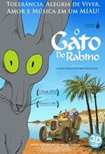Poster do filme O Gato do Rabino