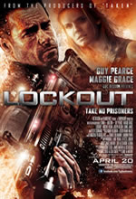 Poster do filme Lockout