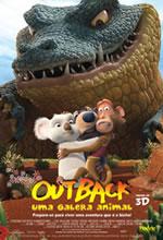 Poster do filme OUTBACK – Uma Galera Animal