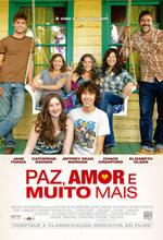 Poster do filme Paz, Amor e Muito Mais