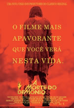 Poster do filme A Morte do Demônio