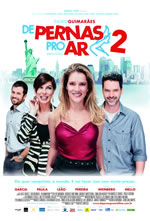 Poster do filme De Pernas Pro Ar 2