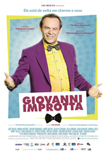 Poster do filme Giovanni Improtta