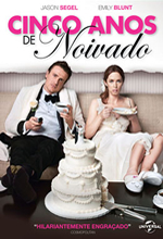 Poster do filme Cinco Anos de Noivado