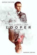 Poster do filme Looper - Assassinos do Futuro