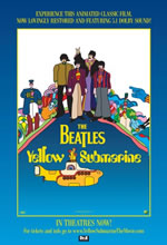 Poster do filme Yellow Submarine