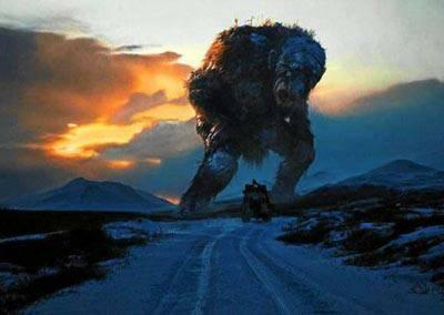 Imagem 1 do filme O Caçador de Trolls